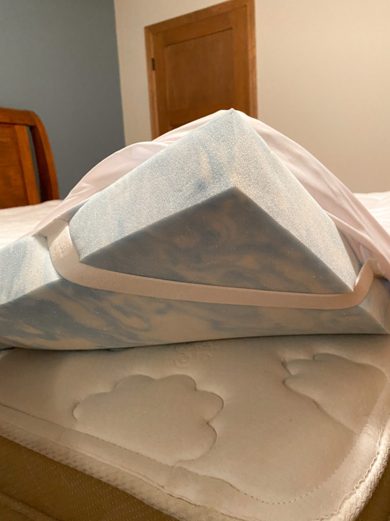 Mattress Topper that does not move on bed
