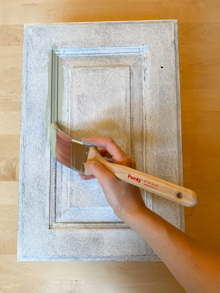 Painting Cabinets with the Perfect Brush - the Purdy Nylox Glide Paint Brush